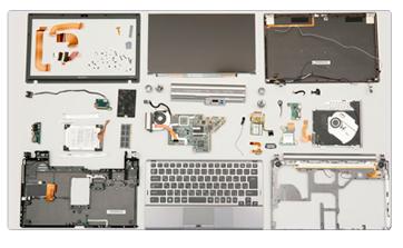 Сервис по ремонту ноутбуков в Новосибирске