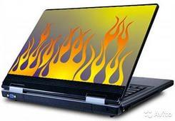 Устранение перегрева ноутбуков