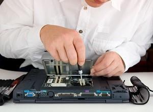 Ремонт ноутбука от компании Сервисная Фабрика в Новосибирске